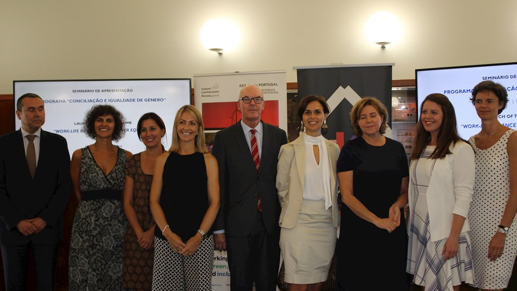 Launch of the Programme Work-life Balance and Gender Equality