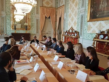 2nd Cooperation Committee Meeting for Culture Programme