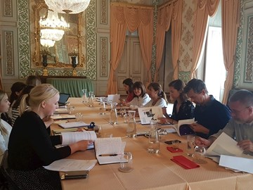 3rd Cooperation Committee Meeting for Culture Programme