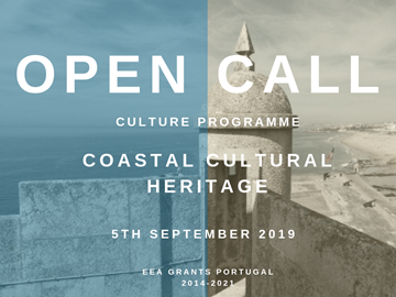 Soon Open Call - Coastal Cultural Heritage
