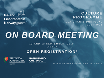 "Join us ""On Board Meeting"""