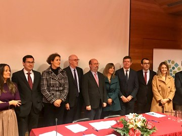 "EEA Grants Environment Programme: Contract signing of the Pre Defined Project ""Ceira's River Basin"""