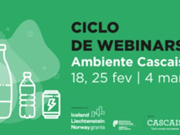 Cascais promotes online conversations about Environmental Sustainability