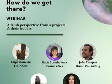 "Webinar ""Circular Economy - How do we get there?"" promoted by Tellus"